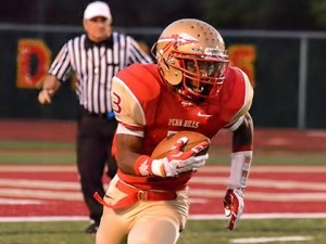 Penn Hills QB and Pitt/PSU recruit Billy Kisner ran for 103 yards and one TD in Week 4.